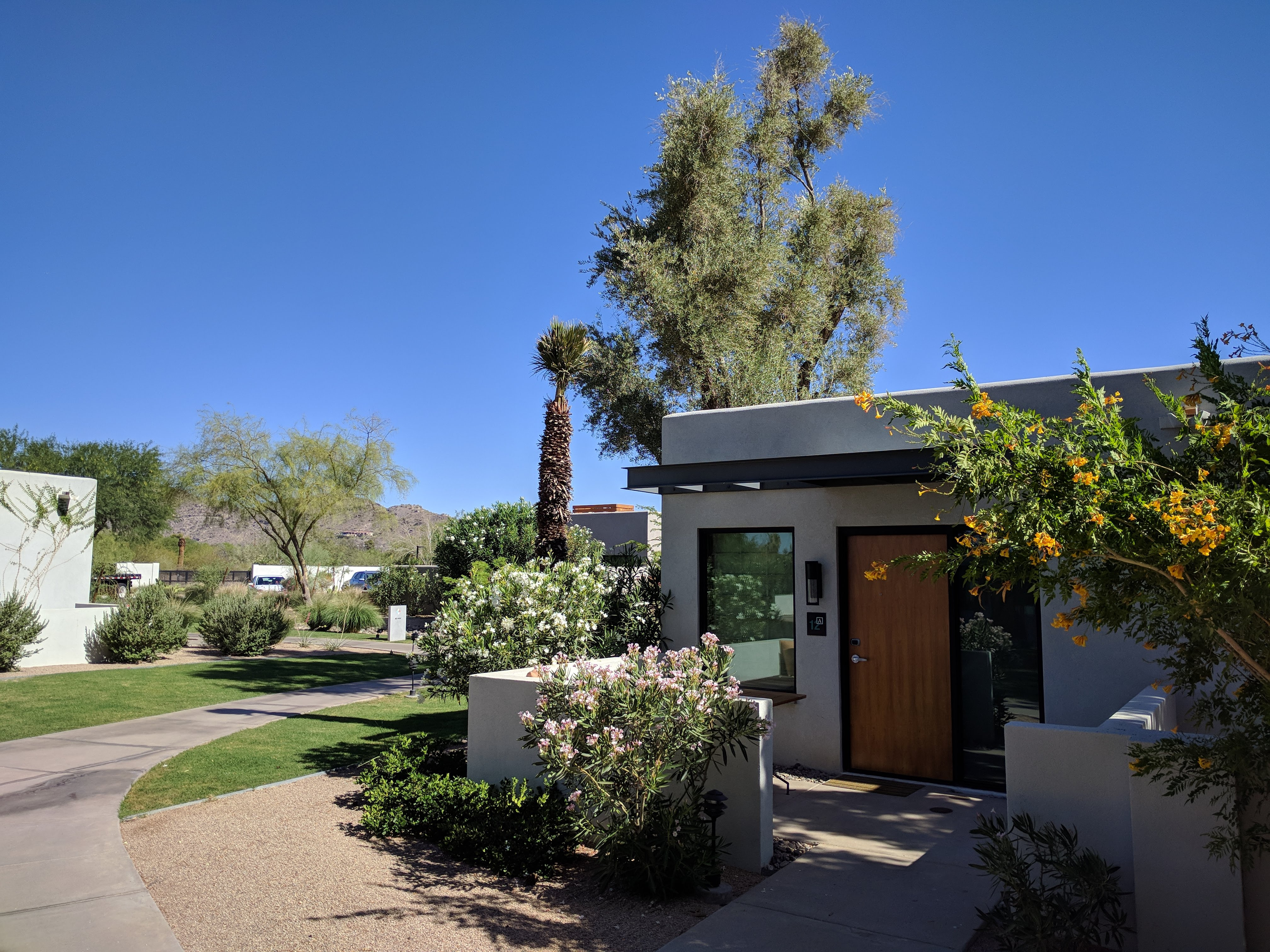Casita/bungalow at the Andaz Scottsdale