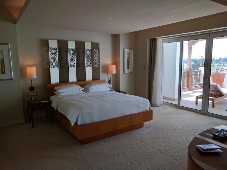 Park Hyatt Dubai Bedroom in Suite