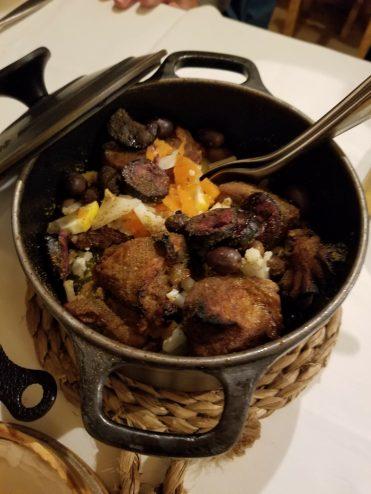 Pork stew at Taberna Dos Mercadores