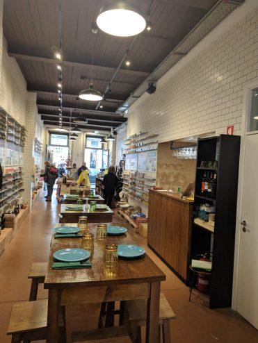 Inside Lojas das Conservas