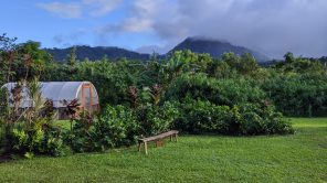 Setting at AMA in Hanalei