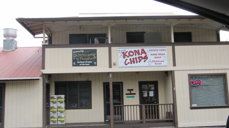Kona Chips store-front