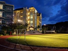 JW Marriott Phu Quoc Resort at Emerald Bay - Running track