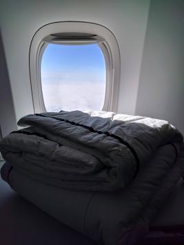 Air Canada Signature Bedding