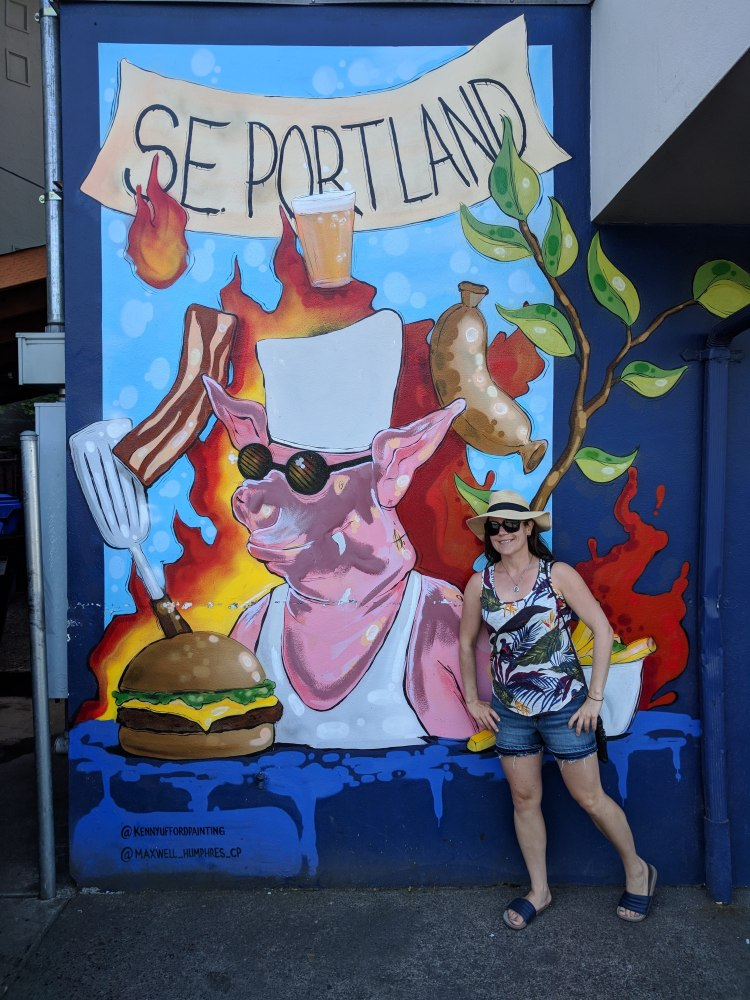 Max in SE Portland