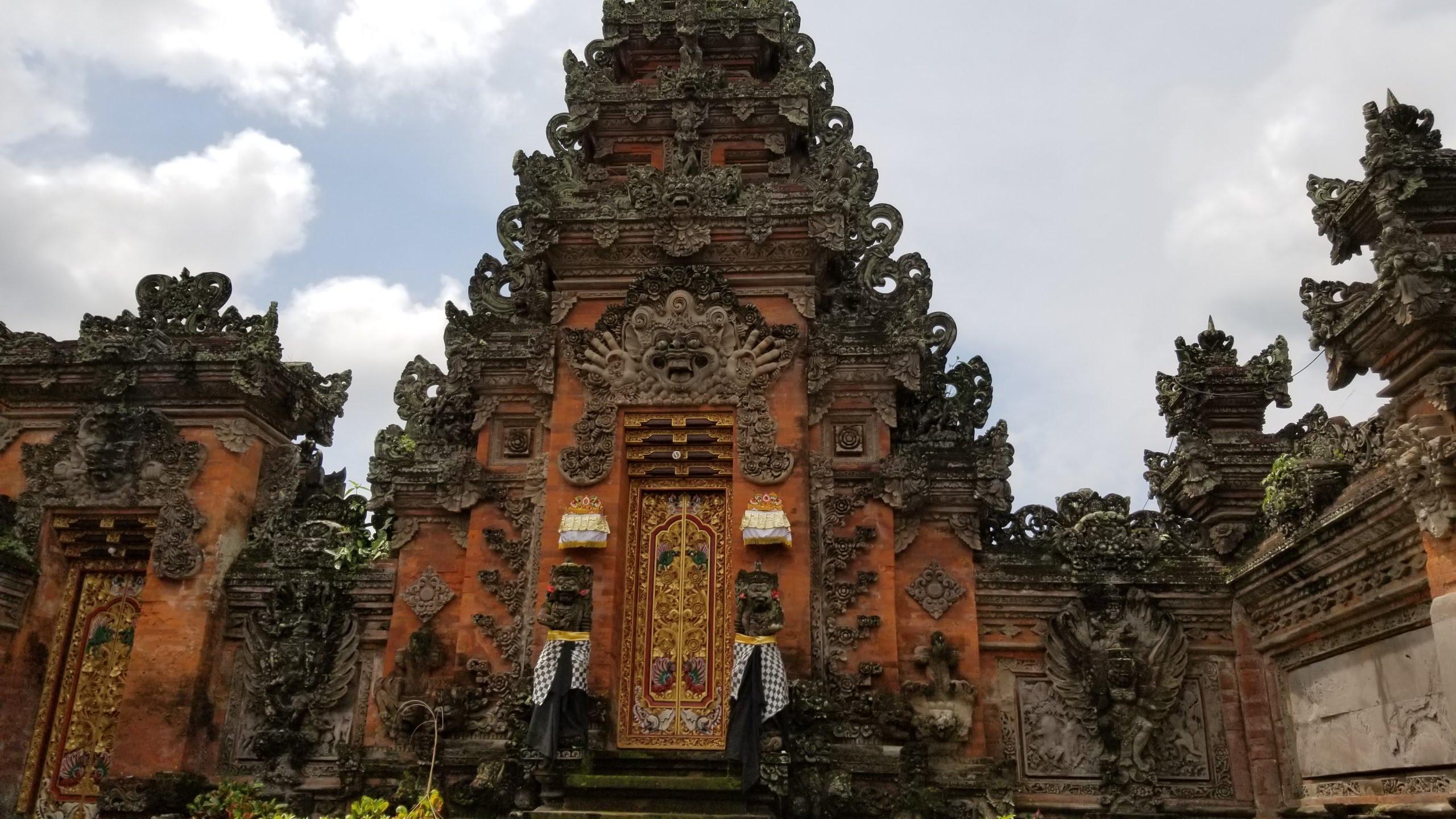 Temple in Ubud