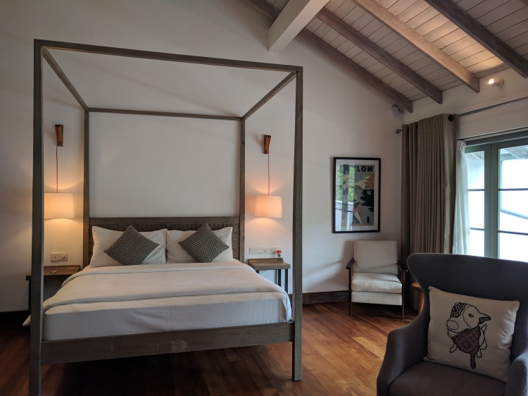 Our room at Fort Bazaar in Galle Fort