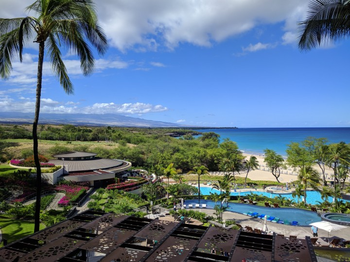 View of the Westin Hapuna property