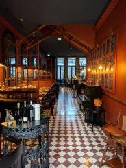 Cocorico Luxury Guesthouse: Restaurant