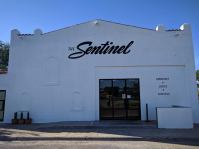 The Sentinel in Marfa