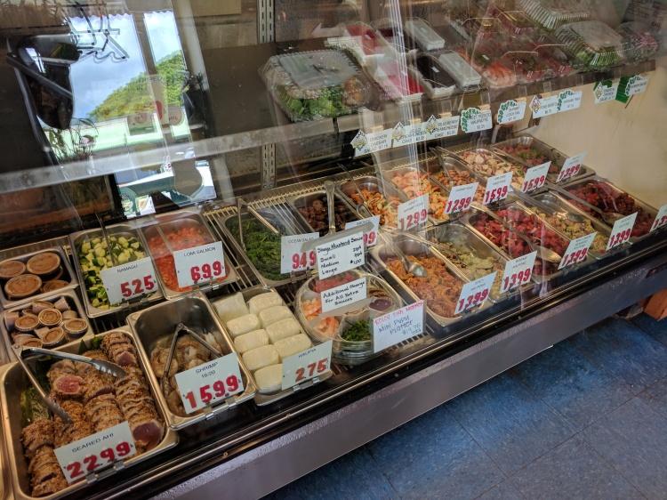 Koloa Fish Market Kauai Poke