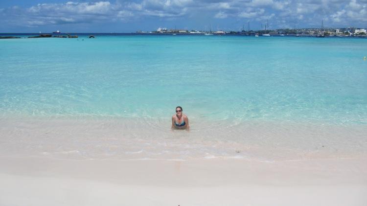 Pebbles Beach by Bridgetown Barbados