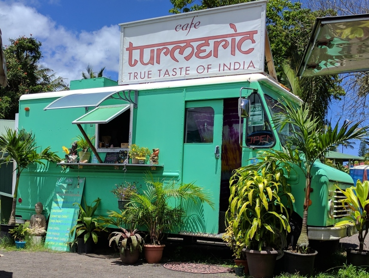 Cafe Turmeric Hanalei Kauai