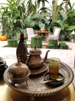 Welcome Moroccan tea