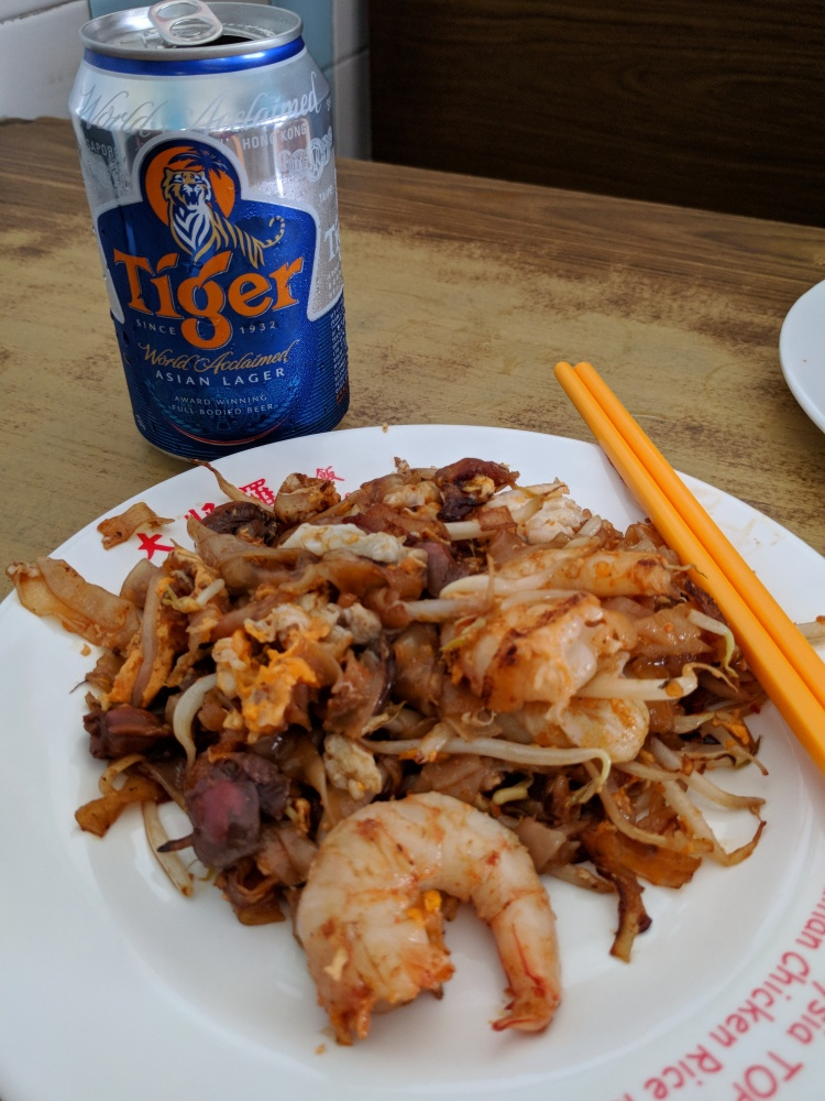 Char Koay Teow from Tiger