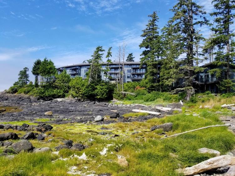 Black Rock Ocean Front Resort: view of the resort