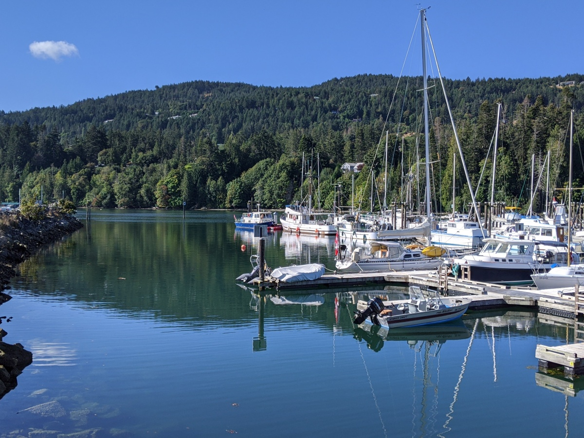 Salt Spring Island Harbour