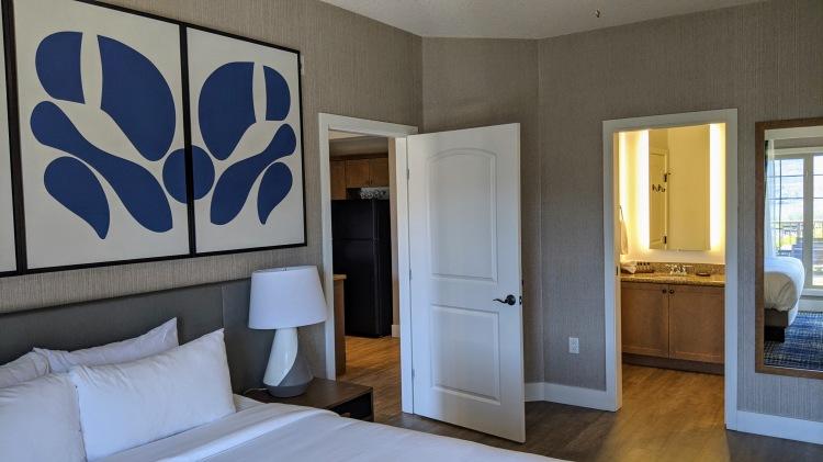 Renovated Room at Spirit Ridge Resort