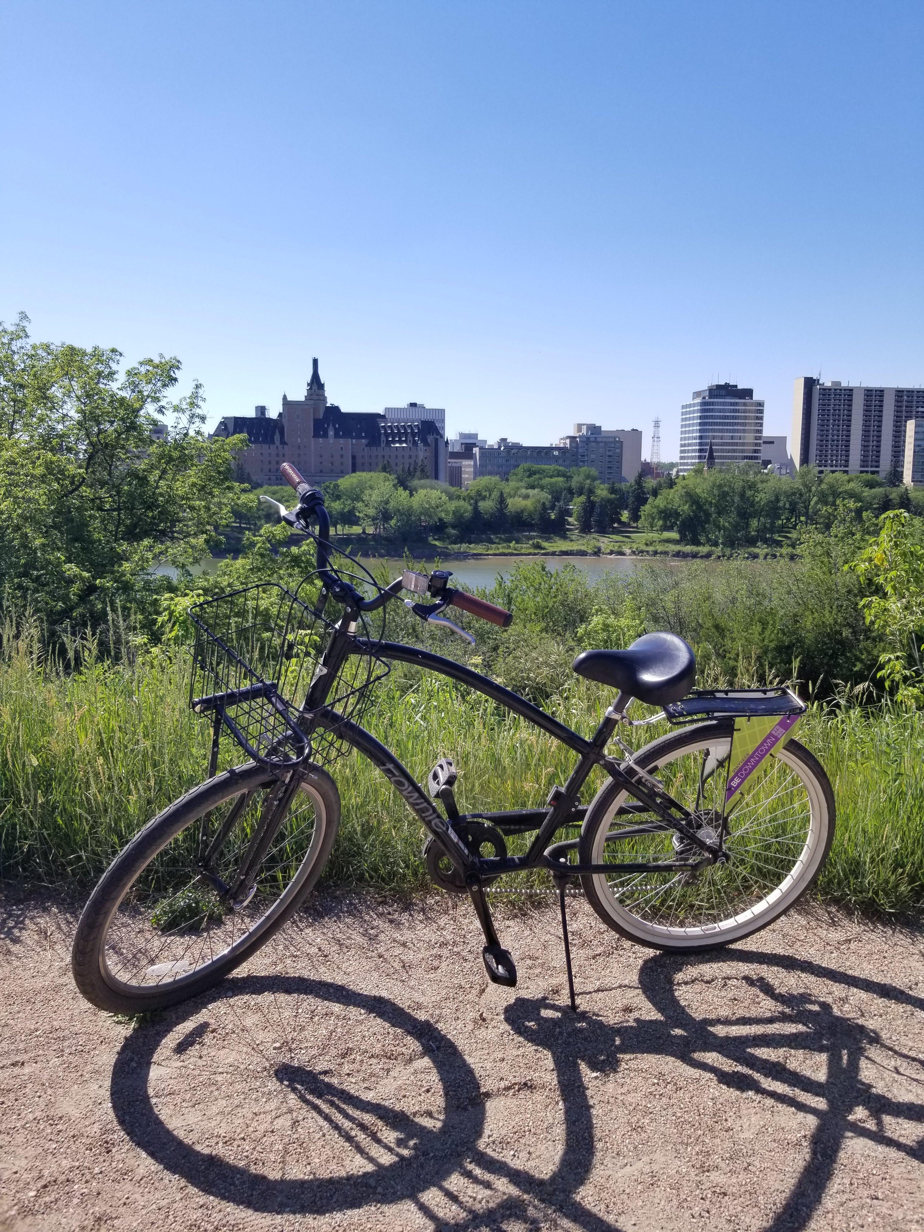 DTNYXE Bike Rental Program for Hotel Guests