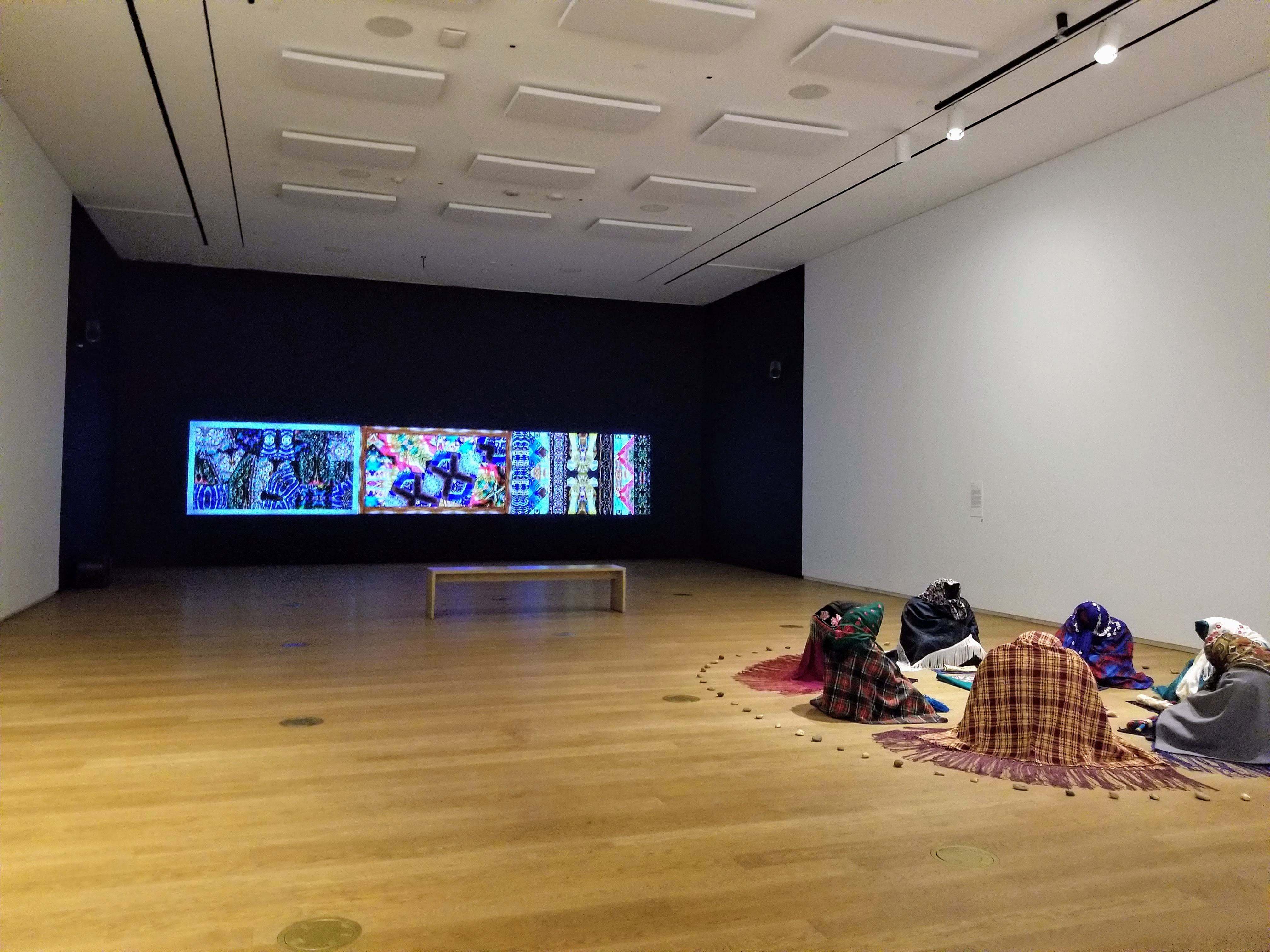 Exhibit at the Remai Modern