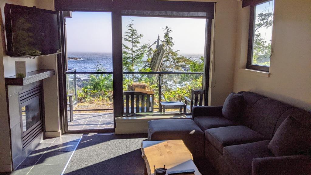 Black Rock Ocean Front Resort: Trail Studio room