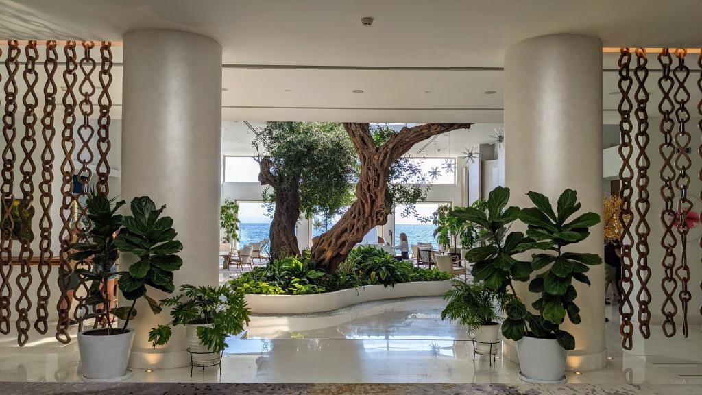 Domes Miramare Corfu Resort: Lobby
