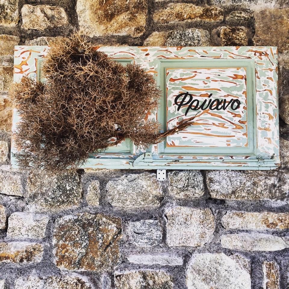 Friano Taverna sign