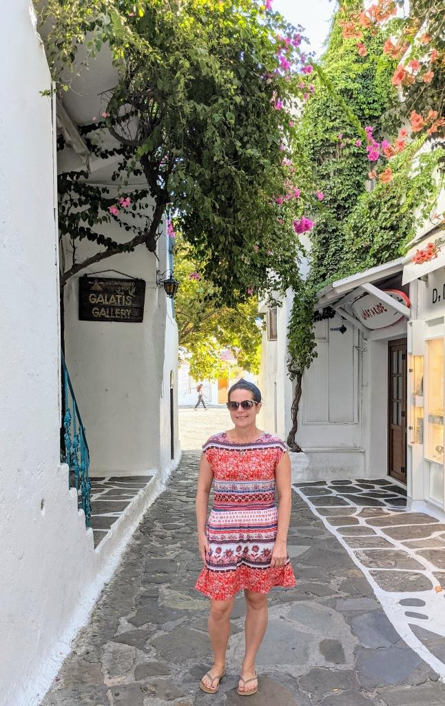 Mykonos Town: Max